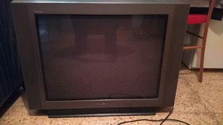 TV Sony Black Trinitron