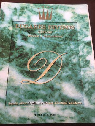 Libro Revista Lugares Divinos 1997-8