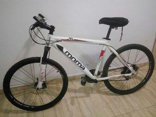 Bicicleta btt seminueva