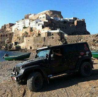 Jeep Wrangler Rubicon-X JK