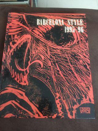 Libro Revista Barcelona Style 1995-6