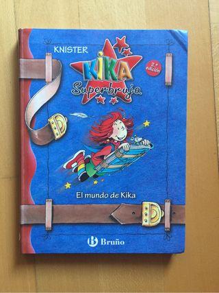 Libro El mundo de Kika