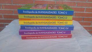 ENCICLOPEDIA DE LAS MANUALIDADES