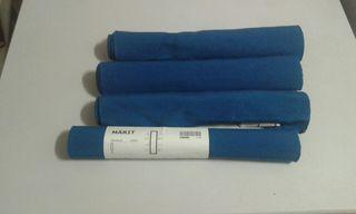Pack 4 Corremesas Azul