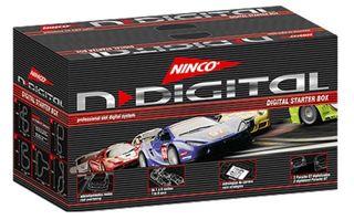 Scalextric Ninco Digital System