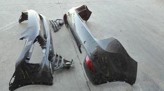 Porsche Cayenne 2013 capó y para golpes