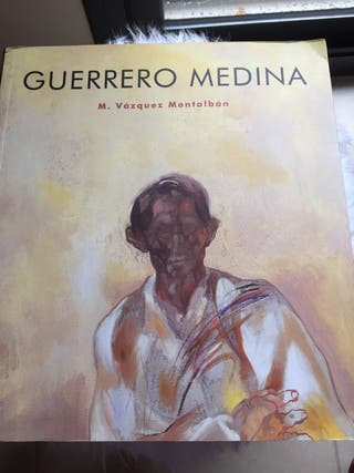 Libro catálogo razonado de Arte de Gerrero Medina