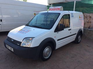 Ford Transit Connect 2008 isotermo reforzado