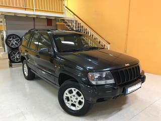 Jeep Grand Cherokee 2001 perfecto 148.000km