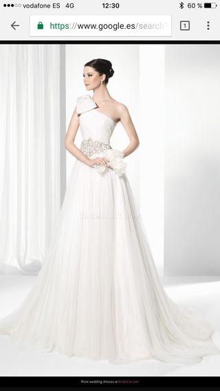 2809ae660e Vestido de novia de segunda mano en Chiclana de la Frontera en WALLAPOP
