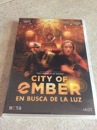 CITY OF EMBER Dvd
