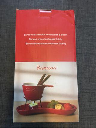 Conjunto fondue 5 piezas