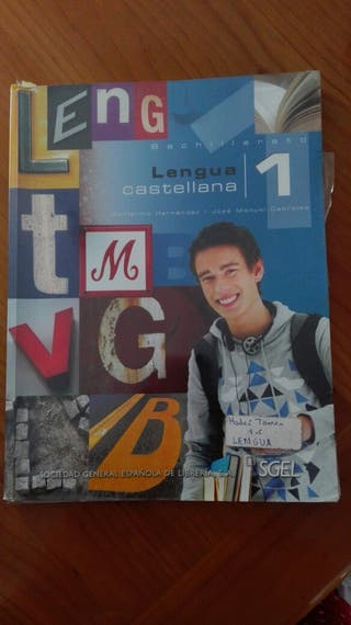 Lengua castellana Batxilergoa 1