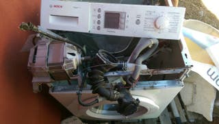 despiece de lavadora bosch maxx7. 658618305