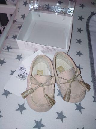 zapatos para bebé mayoral