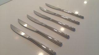 6 cuchillos Villeroy Mod Piemont NUEVOS
