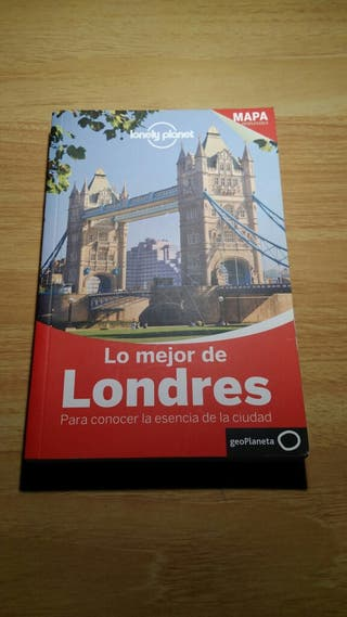 Guia Londres lonely planet