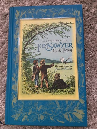 Libro LAS AVENTURAS D TOMSAYER