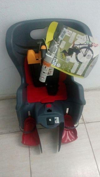 Silla de bicicleta para niños