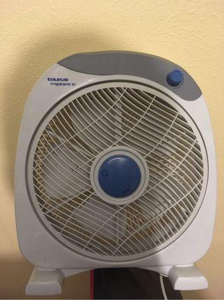 Ventilador taurus tropicano 3V