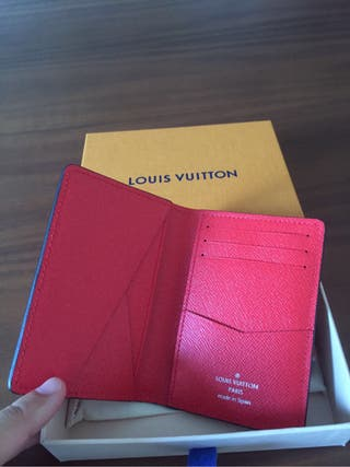 Louis Vuitton Supreme Cartera
