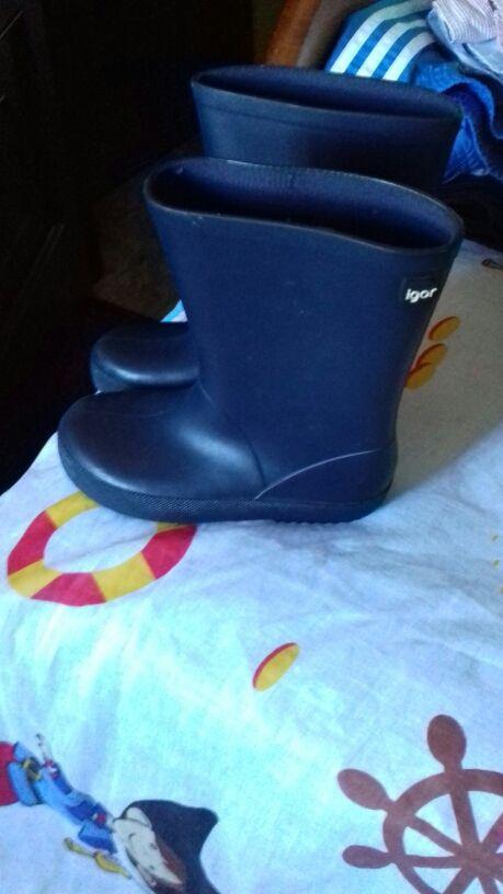 botas agua igor