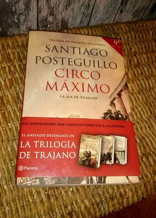 """Libro """"CIRCO MÁXIMO"""". Volumen II"""