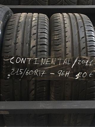 Neumaticos continental 2156017