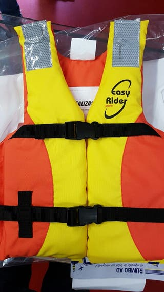 Chaleco ayuda flotabilidad 50nw