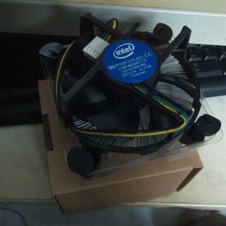 Intel 1151 Stock Cooler