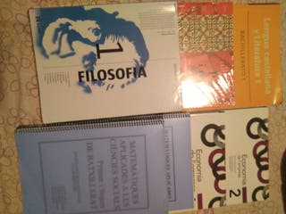 libros de 1 bachillerato