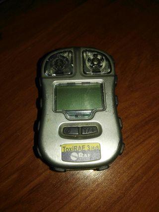 detector de gases.
