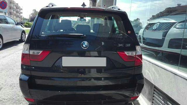 BMW X3 3.0D 218cv automático 4x4