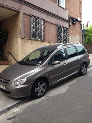 Peugeot 307 SW 1.6 HDI any 2004