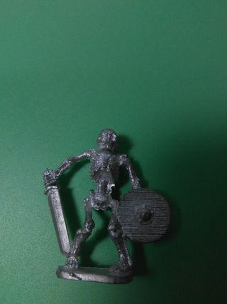 guerreros esqueletos warhammer