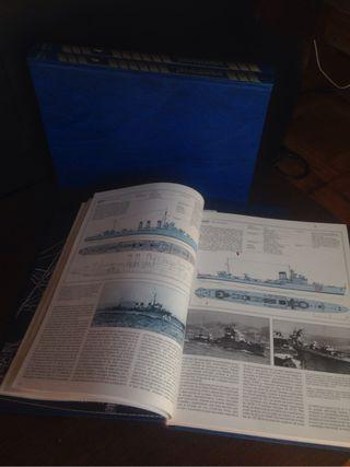 Libros Enciclopedia completa Marina