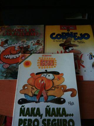 Lote Comics El Jueves