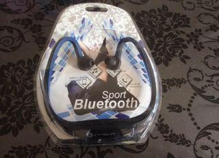 Cascos-auriculares bluetooth