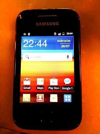 Móvil Samsung Galaxy Y - GT S5360