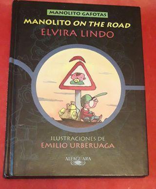 cuento infantil.' manolito on the road'