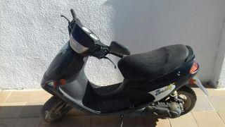 moto peugeot 50