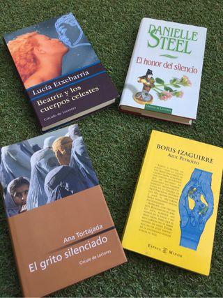 Libros variados