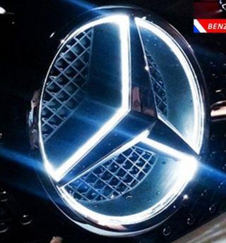 Estrella ILUMINADA Mercedes-Benz A ESTRENAR