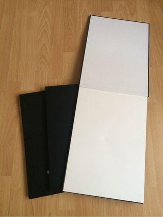 Artist sketchpads