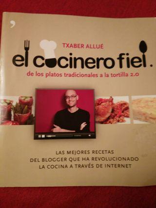 libro El cocinero fiel