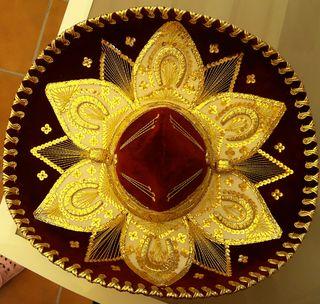 Sombrero Mexicano, sin estrenar