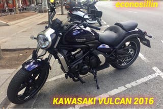 TAPIZAMOS ASIENTOS DE MOTOS/KAWASAKI VULCAN 2016