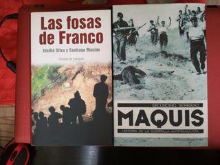 Dos libros sobre la Guerra Civil