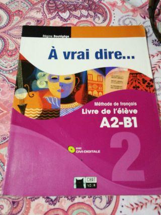 libro bachiller francés