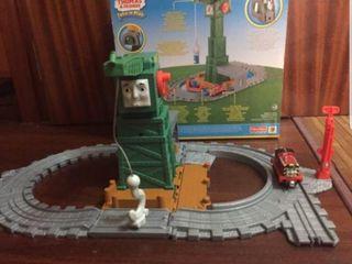 Circuito trenes Thomas y sus amigos
